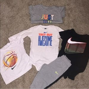 Baby boy Nike bundle